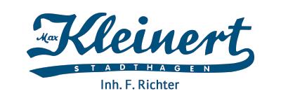 Logo Max Kleinert Stadthagen, Inh. F. Richter