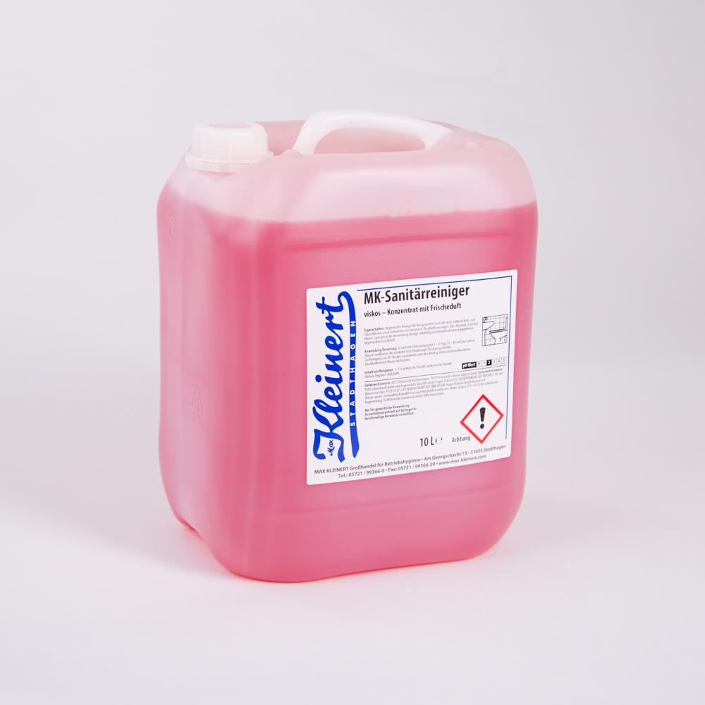 MK-Sanitärreiniger viskos