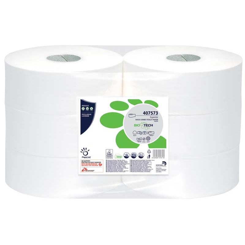 407573 Maxi Jumborollen - Toilettenpapier