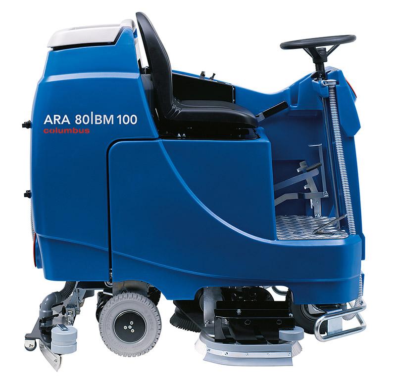 Reinigungsautomat ARA 80|BM 100