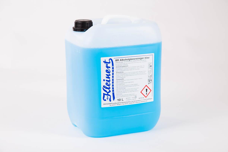 MK Alkoholglanzreiniger blau