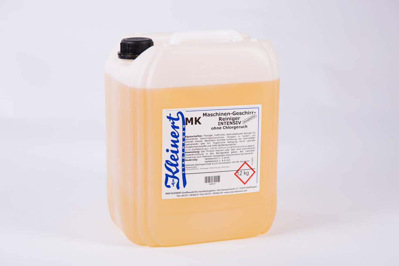 MK Maschinen-Geschirrreiniger intensiv - ohne Chlorgeruch