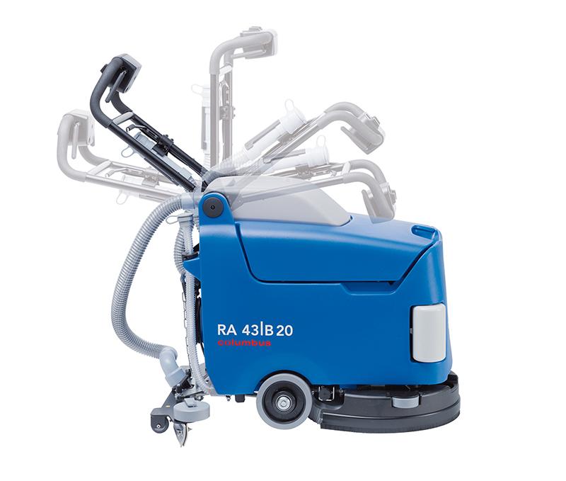 Reinigungsautomat RA 43|B 20 - Hebel