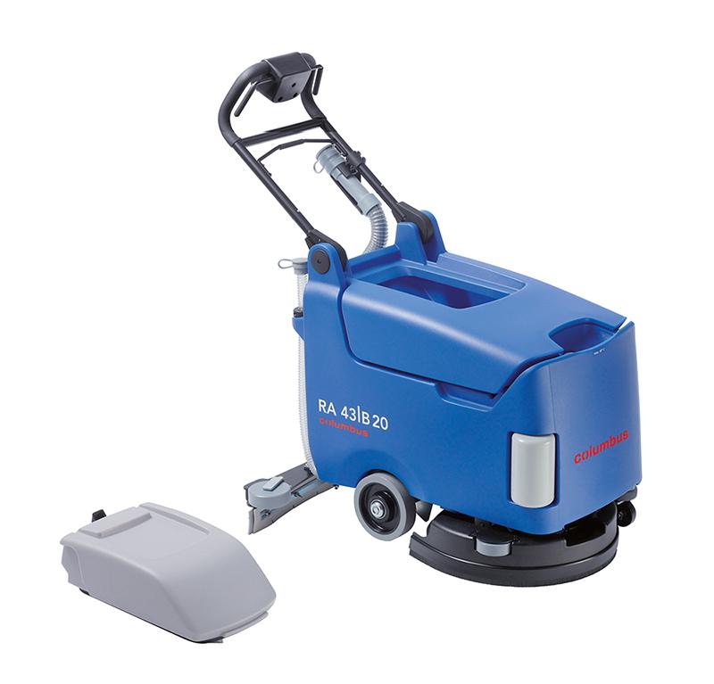 Reinigungsautomat RA 43|B 20 - ohne SW-Deckel