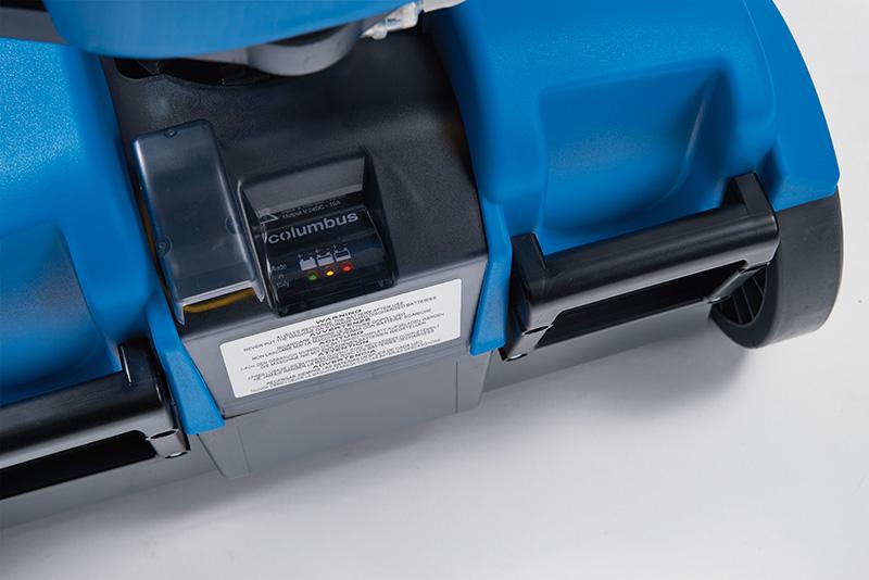 Walzenreinigungsautomat WA 46|B 10 hybrid