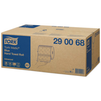 290068 Tork Matic® blaues Rollenhandtuch Advanced