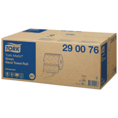 290076 Tork Matic® grünes Rollenhandtuch Advanced